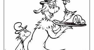 Small Picture Green eggs and ham coloring pages wonderful ideas dr seuss