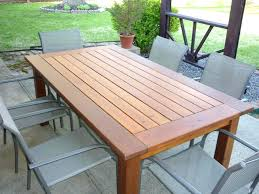 image of wood patio dining furniture ia extendable outdoor dining table dining room hit extendable