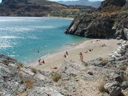 Amoudi Villas Amoudi Nude Beach Photo From Amoudi In Rethymno Greececom