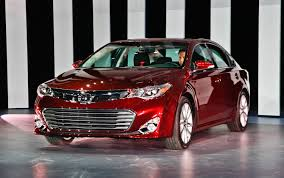Cars Model 2013 2014: 2012 New York: 2013 Toyota Avalon Moves From ...