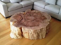 tree stump coffee table new tree stump coffee table natural unique design tree stump
