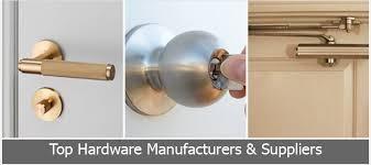 10 hardware accessories manufacturers