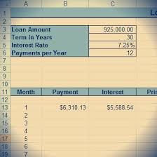 Ameritization Schedule How To Make An Amortization Schedule Free Download