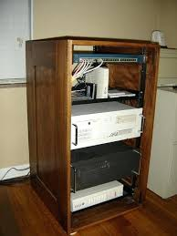 diy home network home server network rack nerd alert diy home network security