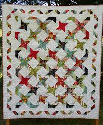25 best quilts - friendship star and ribbon images on Pinterest ... &