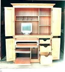 office armoire ikea. Computer Desk Armoire Ikea Corner Hutch Office R