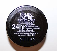 Beyond Blush Maybelline Color Tattoo Leather In Deep Forest