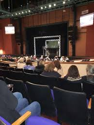 Toyota Oakdale Theatre Section 203