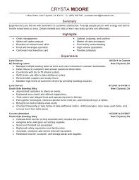 Server Job Description For Resume Enchanting Server Job Description For Resume Catering Samples All Server Resume