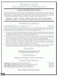 Objective For Legal Assistant Resume Resume Objective Lawyer Therpgmovie 9