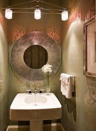 Powder Room Design Ideas leave