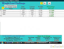 Office Weight Loss Challenge Tracker Weight Loss Meal Plan Template Google Search