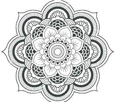Alphabet Coloring Pages Letter A Animal Printable Free Mandala