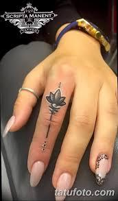 фото тату на пальцах 16122018 011 Photo Tattoo On Fingers