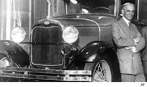 henry ford automobile history in the united states as he got older henry fell in love and married his wife clara bryant in 1888 he supported his family by owning a sawmill until in 1891 when got the job