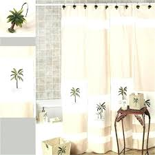 standard shower curtain length standard size shower curtains what