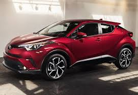 2018 toyota models. 2018 toyota chr front quarter left photo models jd power