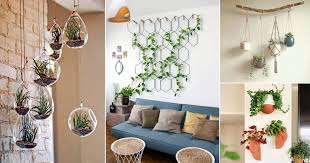 Bella8787small and plants look very fake unfortunately.1. 32 Wall Hanging Plant Decor Ideas Balcony Garden Web