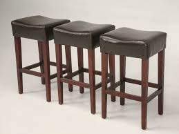 contemporary leather bar stools leather bar stools b36