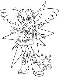 Small Picture Equestria girls coloring pages Download and print Equestria girls