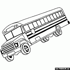Small Picture Coloring Pages Of School Buses Free Images Coloring Coloring Pages