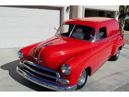 1951 Chevrolet Sedan Delivery for Sale | ClassicCars.com | CC-1021753