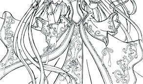 Cute Anime Coloring Pages Cute Anime Coloring Pages Splendid