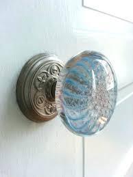 blue glass door knobs blue glass door knobs duck egg antique cobalt blue glass door knobs