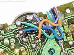 stereo potentiometer repair potentiometer wiring