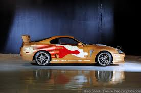 toyota supra fast and furious 2. Fine Furious TheoGraphicscom Fast And Furious 2 Supra Side  By WwwTheoGraphicscom And Toyota I