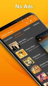 Simple Music Player: MP3 player, no ads, widget for Android - APK Download