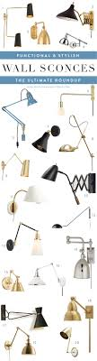 perfect bedroom wall sconces. 20 Stylish Swing Arm Sconces The Ultimate Roundup Wall SconceBedroom Perfect Bedroom S