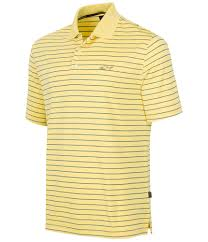 Greg Norman Mens 5 Iron Performance Rugby Polo Shirt
