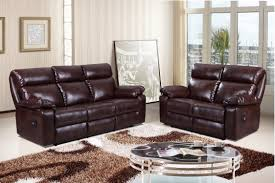 leather reclining sofa genuine leather reclining sofa reclining leather sofa sets