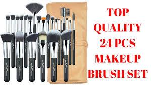 top quality 24 pcs makeup brush set reviews best makeup brush sets 2017