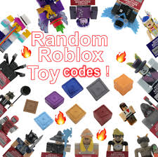 You can easily copy the code or add it to your favorite list. Hot New 1 Random Roblox Toy Code From Series 1 5 Celeb Series 1 3 Rare Ebay