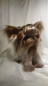 cute dog puppy yorkshire terrier york toy little annarealistictoys