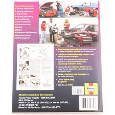 Haynes Service & Repair Manual - Toyota Prado 1996-2006 - HAYNES ...