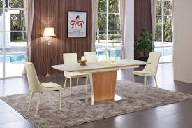 Living And Dining Room Furniture 2196 Dining Table With 2026 Chairs Modern Casual Dining Sets
