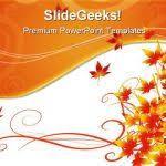 Free Fall Powerpoint Free Fall Powerpoint Template Free Autumn Powerpoint Templates Free