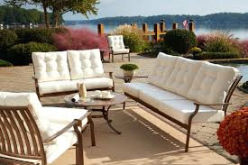 Patio Ideas Cast Aluminum Patio Furniture Outdoor Patio
