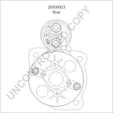 20500923 rear dim drawing