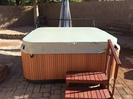 hot tub cover replacement cost
