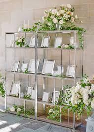 Elegant Wedding Seating Chart Ideas Weddings Romantique