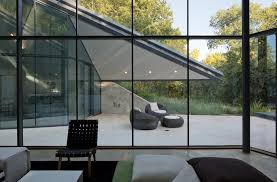 stunning glass walls for home interior decor keep your clean solutions homes cost office exterior of
