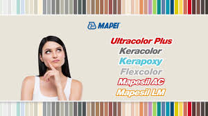 Mapei Coloured Grouts And Sealants Mapei