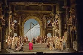 Metropolitan Opera: Mozart's La Clemenza di Tito