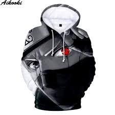 Fashion <b>Hot Anime Naruto Hoodies</b> Men Women Winter pullovers ...