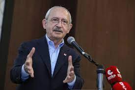 Kemal Kılıçdaroğlu'ndan 6 ayda sorunları çözme vaadi