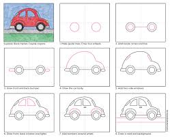 car drawing easy step by step. Wonderful Easy Car Drawing Step By Throughout Car Drawing Easy Step By D